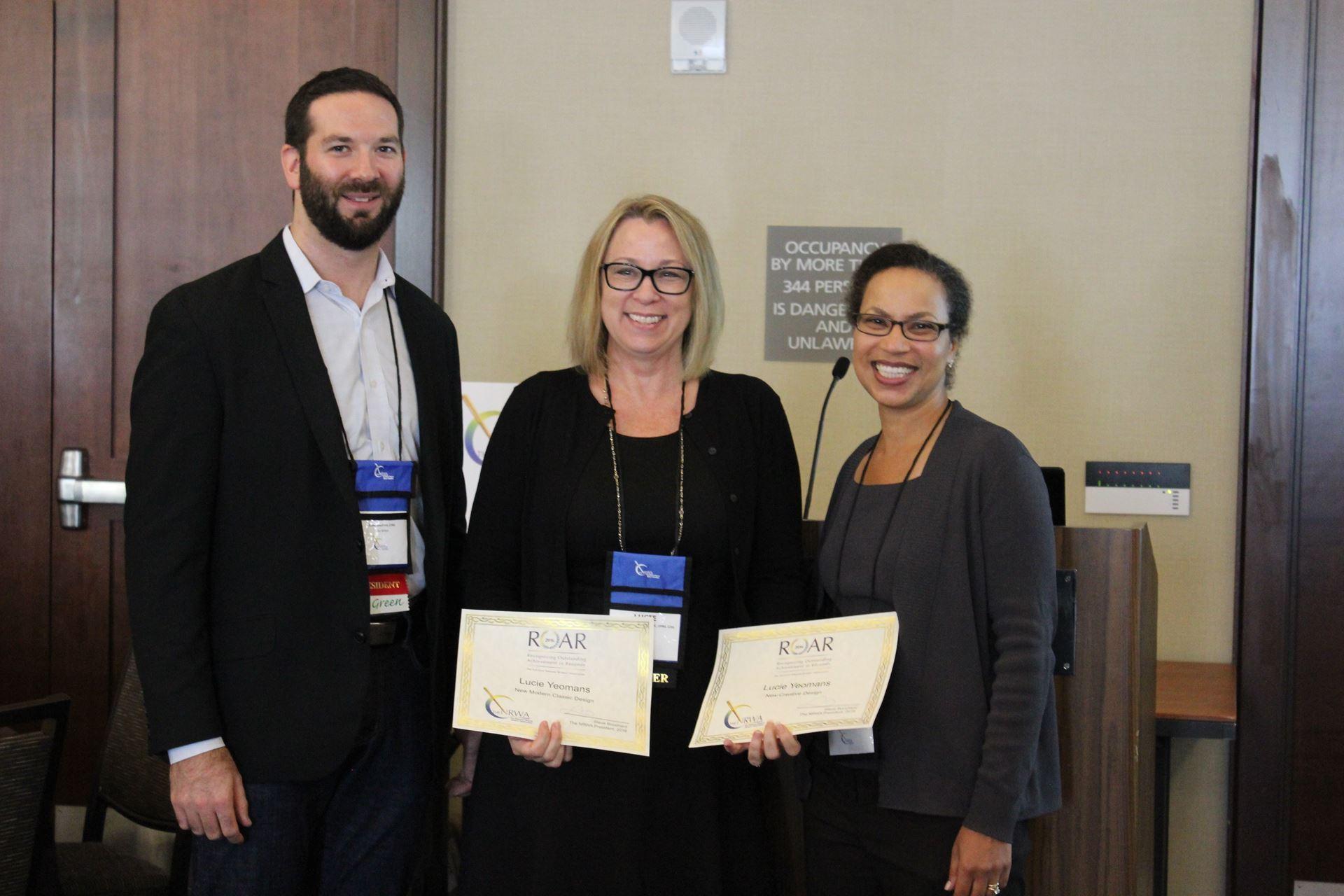 2016 roar award winners - National Resume Writers Association