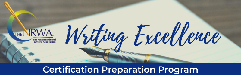 The NRWA Writing Excellence Certification Preparation Program