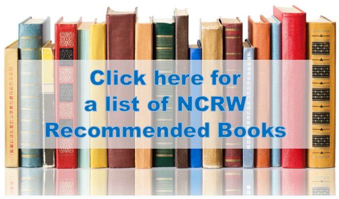 Click here for a list of NCRW Recommended Books